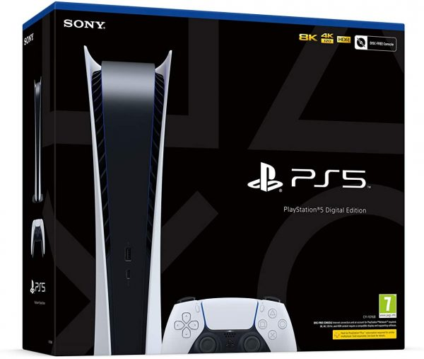 PS5 Edición Digital